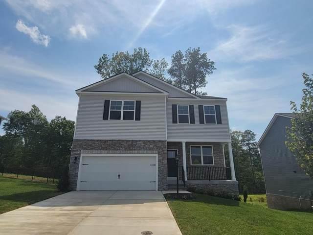 7872 Lovegrass Terr, New Kent, VA 23124 (MLS #2131522) :: Village Concepts Realty Group