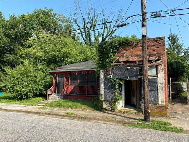 930 Willcox, Petersburg, VA 23803 (MLS #2131527) :: The RVA Group Realty