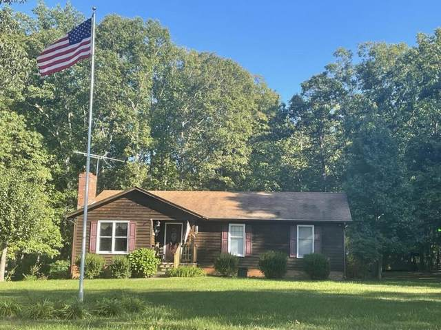 497 Harris Creek Road, Louisa, VA 23093 (MLS #2131534) :: Village Concepts Realty Group