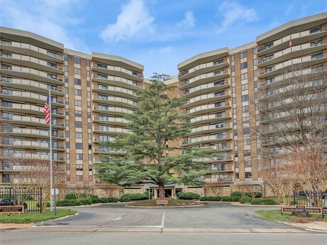 2956 Hathaway Road U807, Richmond, VA 23225 (MLS #2131551) :: Treehouse Realty VA