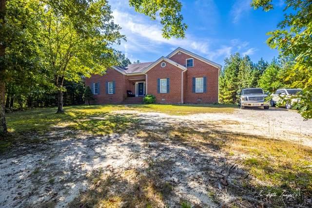 889 Poplar Lawn Road, Blackstone, VA 23824 (MLS #2131554) :: Village Concepts Realty Group