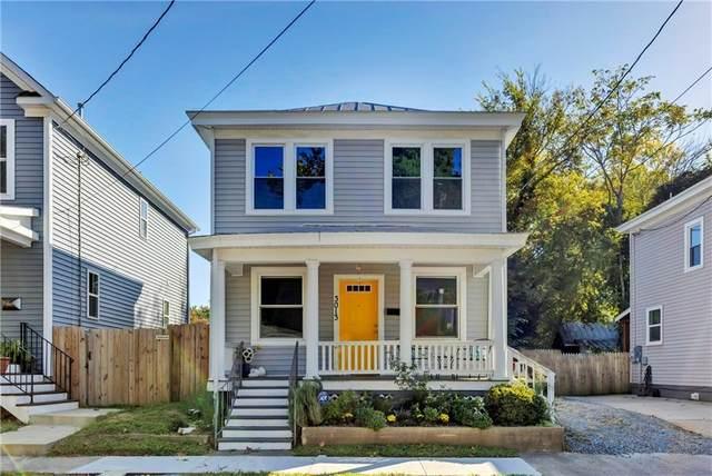 3013 Woodcliff Avenue, Richmond, VA 23222 (MLS #2131556) :: Village Concepts Realty Group