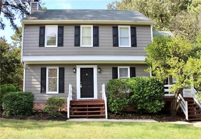 4926 Green Run Drive, Henrico, VA 23228 (MLS #2131562) :: Treehouse Realty VA