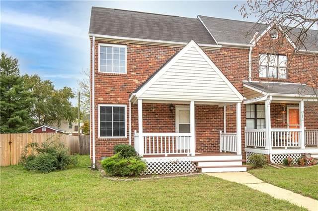 1405 Lakeview Avenue, Richmond, VA 23220 (MLS #2131563) :: Treehouse Realty VA