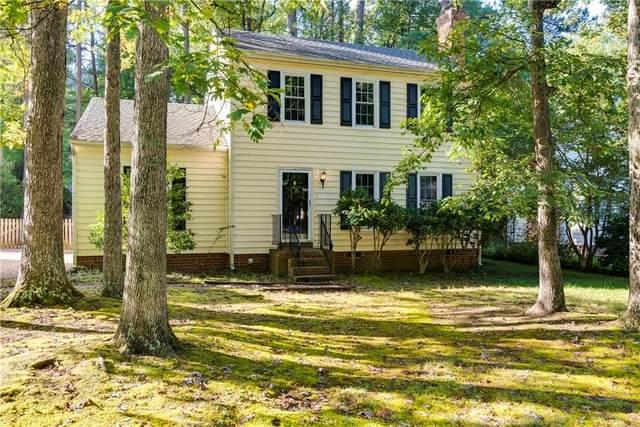 4716 Archduke Road, Glen Allen, VA 23060 (MLS #2131573) :: Village Concepts Realty Group