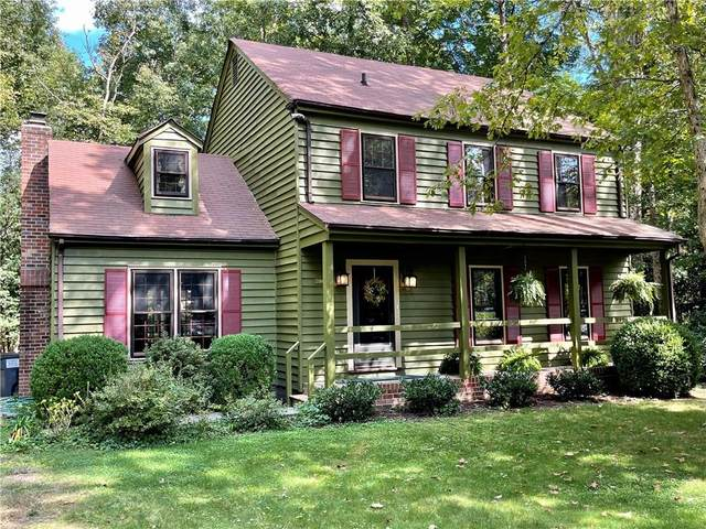 3941 Llewellyn Lane, Chesterfield, VA 23832 (MLS #2131578) :: Village Concepts Realty Group