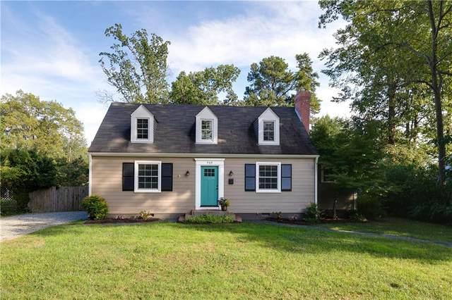 909 Sabot Street, Richmond, VA 23226 (MLS #2131587) :: Village Concepts Realty Group