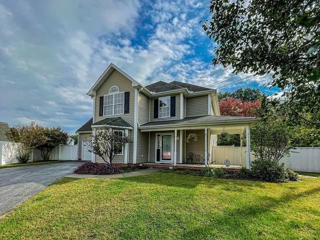 3805 Gloucester Drive, Hopewell, VA 23860 (MLS #2131588) :: The Redux Group