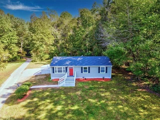 9813 Colemans Lake Road, Ford, VA 23850 (MLS #2131606) :: Village Concepts Realty Group