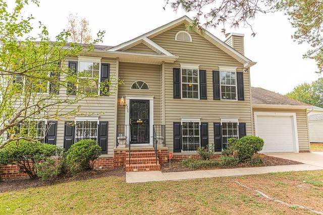 4204 Valley Side Drive, Henrico, VA 23223 (MLS #2131620) :: Village Concepts Realty Group
