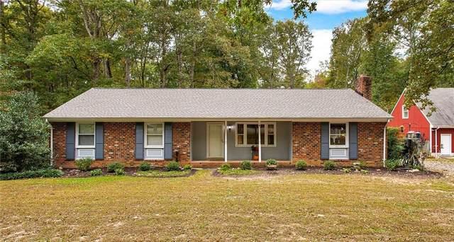 11423 Rosemont Drive, Rockville, VA 23146 (MLS #2131638) :: The RVA Group Realty
