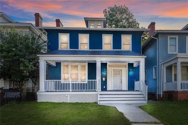 2915 2nd Avenue, Richmond, VA 23222 (MLS #2131650) :: Village Concepts Realty Group