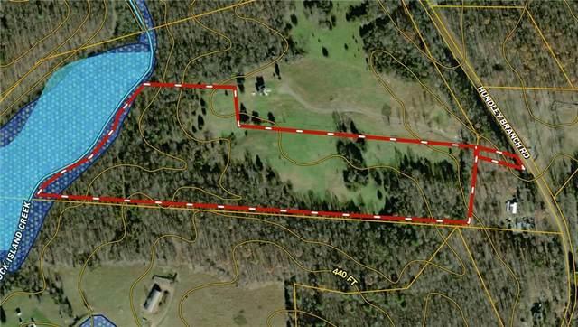 00 Hundley Branch Road, Scottsville, VA 24590 (MLS #2131656) :: Village Concepts Realty Group