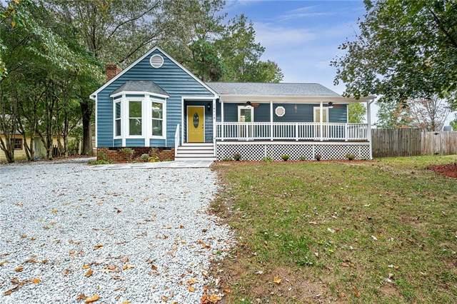 6718 Mason Dale Place, Chesterfield, VA 23234 (MLS #2131672) :: Small & Associates