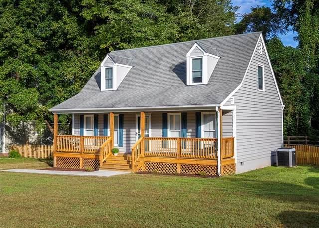 7415 Shire, Mechanicsville, VA 23111 (MLS #2131679) :: Village Concepts Realty Group