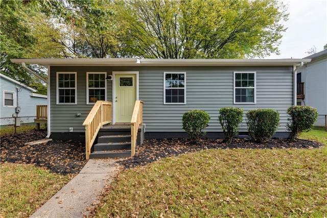 1005 N 20th Street, Richmond, VA 23223 (MLS #2131698) :: Village Concepts Realty Group
