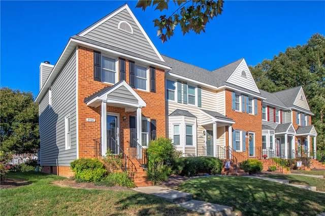 7108 Stonington Court, Chesterfield, VA 23832 (MLS #2131702) :: Small & Associates