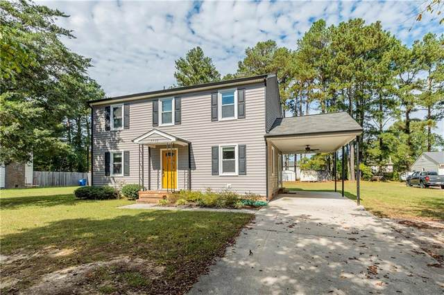 9530 Kathleen Drive, Chesterfield, VA 23803 (MLS #2131725) :: Village Concepts Realty Group