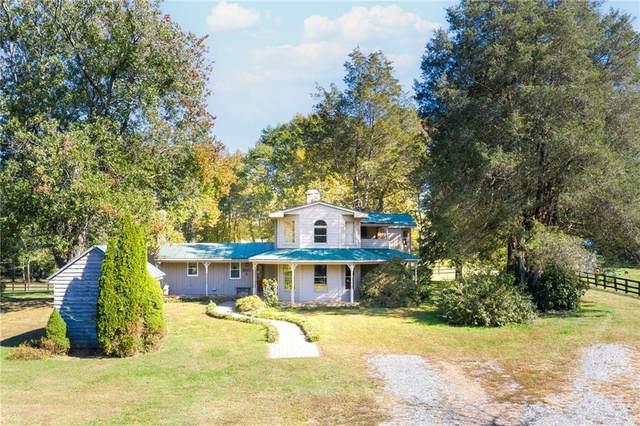 16102 Beaver Dam Road, Montpelier, VA 23192 (MLS #2131727) :: The RVA Group Realty
