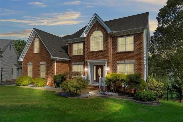 6101 Shady Woods Lane, Mechanicsville, VA 23111 (MLS #2131759) :: Village Concepts Realty Group