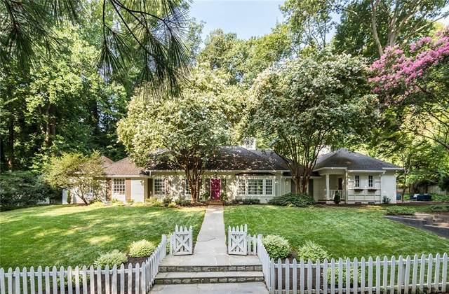 214 Hillwood Avenue, Richmond, VA 23226 (MLS #2131765) :: Small & Associates