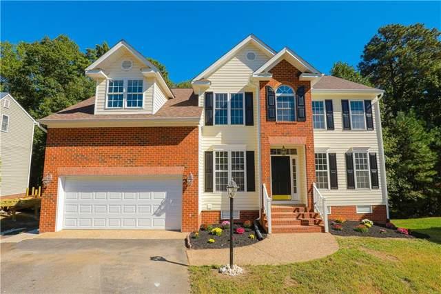 3455 Ivyridge Drive, Chester, VA 23831 (MLS #2131767) :: Village Concepts Realty Group