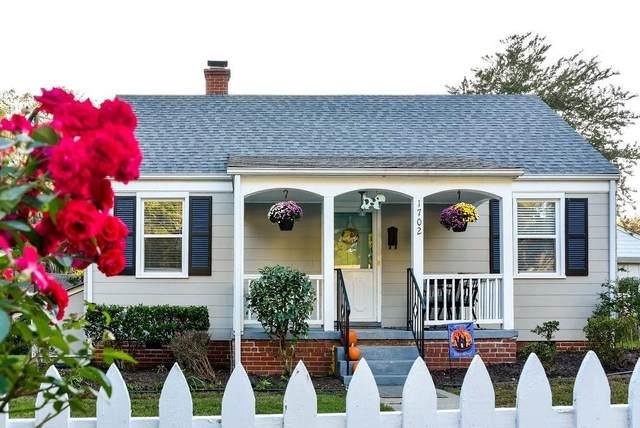1702 Betty Lane, Henrico, VA 23226 (MLS #2131771) :: Village Concepts Realty Group