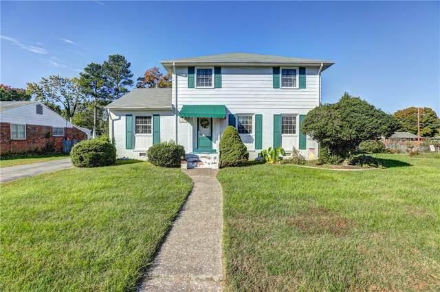3916 Crystalwood Lane, Henrico, VA 23294 (MLS #2131775) :: Small & Associates