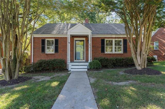 6315 Monument Avenue, Richmond, VA 23226 (MLS #2131777) :: Village Concepts Realty Group