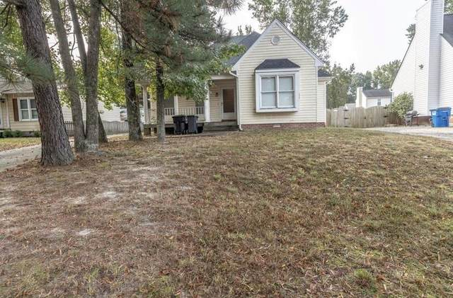 7381 River Pine Drive, Mechanicsville, VA 23111 (MLS #2131779) :: Village Concepts Realty Group