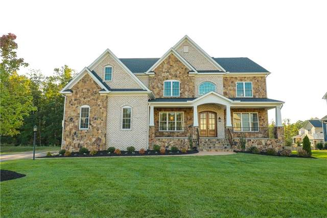1861 Grey Oaks Park Lane, Glen Allen, VA 23059 (MLS #2131786) :: Village Concepts Realty Group