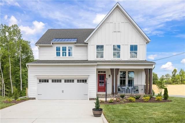 10281 Mcgarvey Lane, Mechanicsville, VA 23116 (MLS #2131790) :: Small & Associates