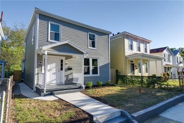 2002 Dinwiddie Avenue, Richmond, VA 23224 (MLS #2131811) :: EXIT First Realty