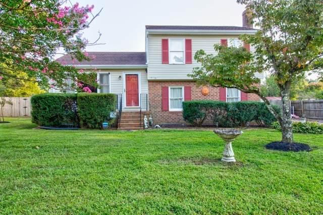 7023 Hanna Drive, Mechanicsville, VA 23111 (MLS #2131821) :: Village Concepts Realty Group