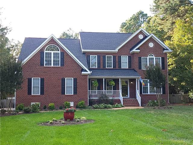 11912 Carters Creek Drive, Chesterfield, VA 23838 (MLS #2131844) :: Village Concepts Realty Group