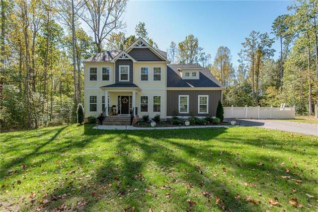 6413 Ivory Bill Court, Chesterfield, VA 23838 (MLS #2131847) :: Village Concepts Realty Group