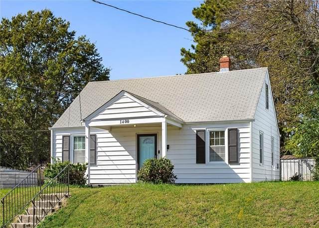 1400 N 31st Street, Richmond, VA 23223 (MLS #2131903) :: The Redux Group