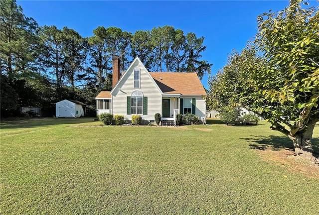 1934 Village Drive, Hayes, VA 23072 (#2131915) :: Abbitt Realty Co.