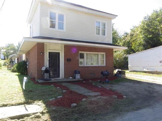 102 Early Street, Petersburg, VA 23803 (MLS #2131934) :: EXIT First Realty