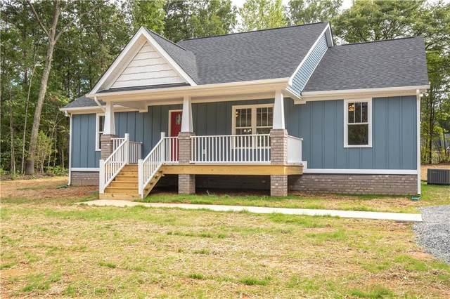 1227 Deep Run Road, Cartersville, VA 23027 (MLS #2131942) :: Treehouse Realty VA