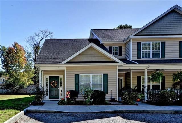 226 Patriots Village Drive, West Point, VA 23181 (MLS #2131953) :: Village Concepts Realty Group