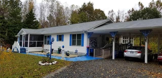 188 Urbanna Road, Saluda, VA 23149 (MLS #2131973) :: Village Concepts Realty Group