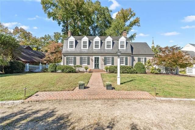 202 E Oxford Circle, Richmond, VA 23221 (MLS #2131986) :: Small & Associates