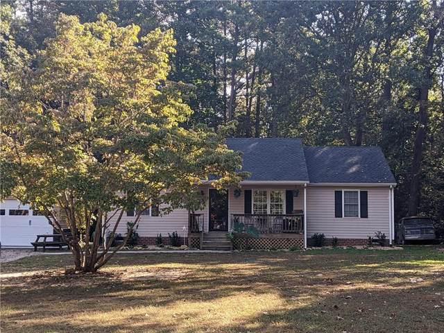 68 Dogwood Court, Aylett, VA 23009 (MLS #2132012) :: Treehouse Realty VA