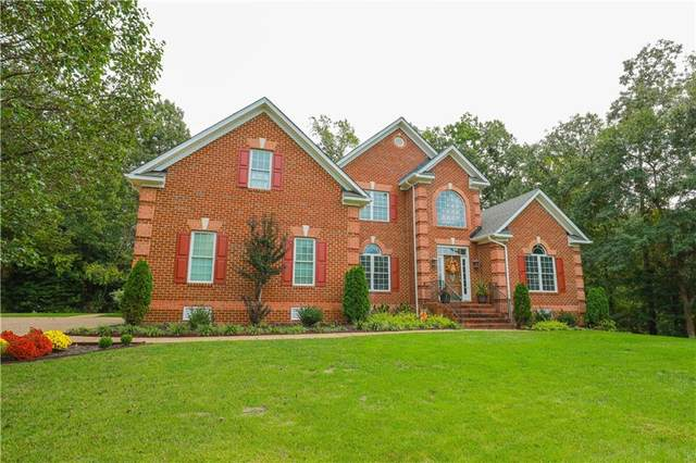 10649 Michmar Drive, Chester, VA 23831 (MLS #2132029) :: Village Concepts Realty Group