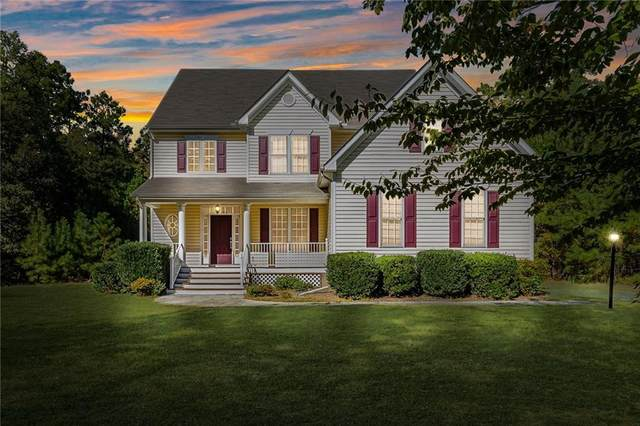 8224 Turner Forest Road, Henrico, VA 23231 (MLS #2132037) :: Treehouse Realty VA