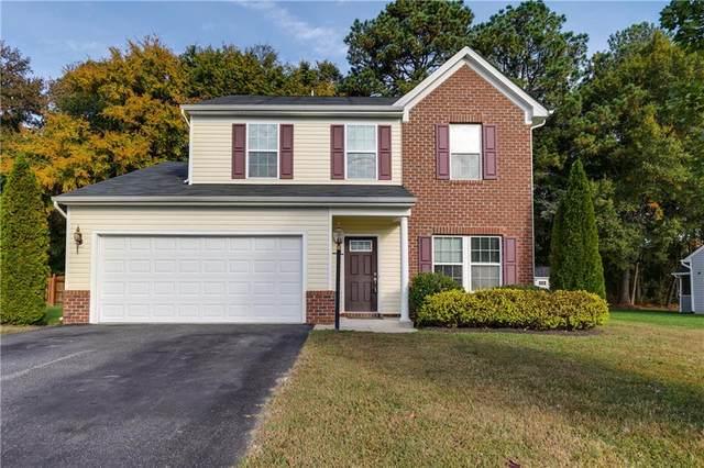 1252 N James Estates Drive, Henrico, VA 23231 (MLS #2132083) :: The Redux Group
