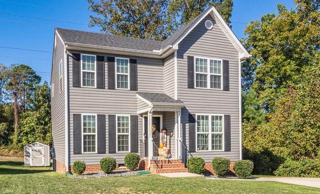3936 Sunny Creek Drive, Chesterfield, VA 23832 (MLS #2132092) :: Small & Associates