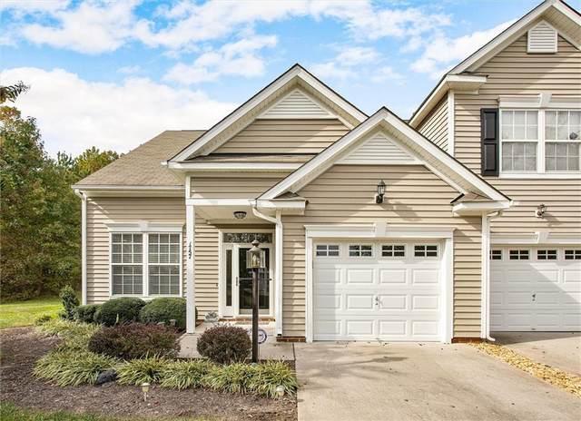 1757 Rose Mill Circle, Midlothian, VA 23112 (MLS #2132100) :: Small & Associates