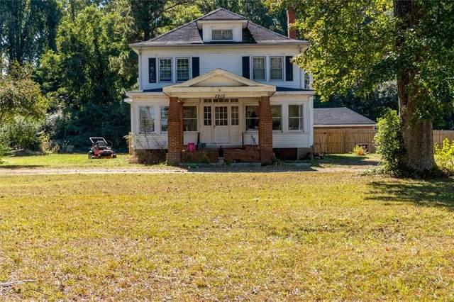 2910 King William, West Point, VA 23181 (MLS #2132115) :: Treehouse Realty VA
